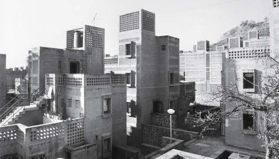 Raj Rewal – CIDCO Lowcost Housing, NaviMumbai2
