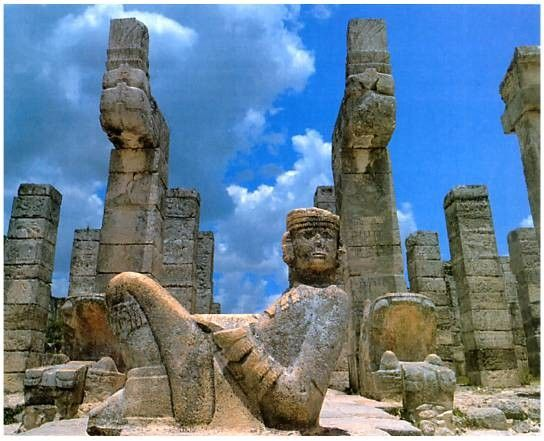 чичен ица майя
