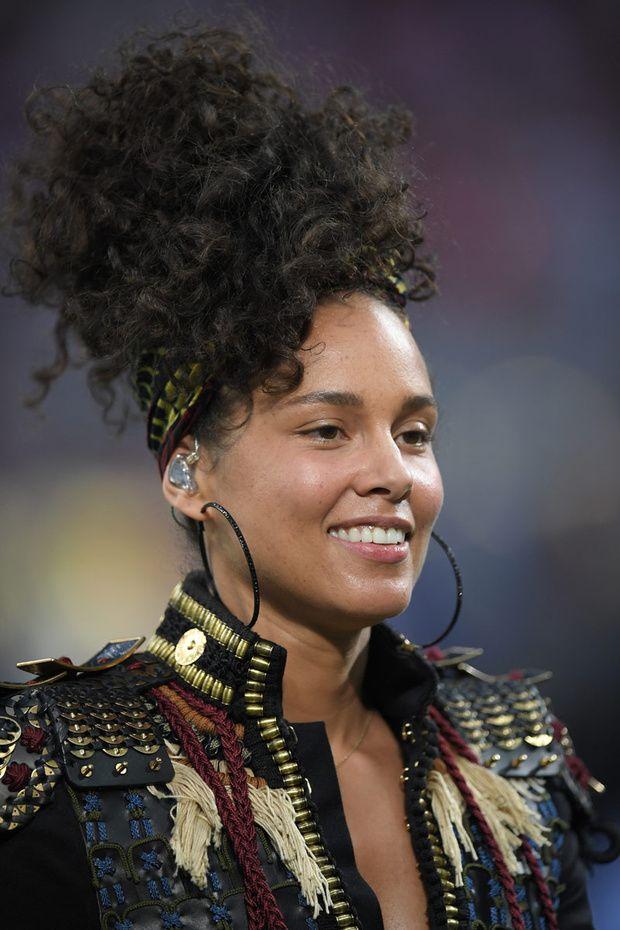 Alicia Keys explica por qué deja el maquillaje