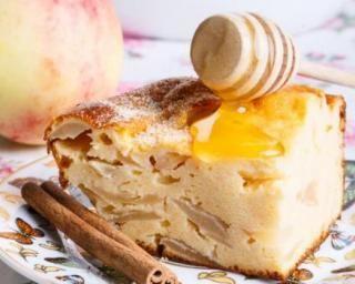 Flan aux pommes au Thermomix® : http://www.fourchette-et-bikini.fr/recettes/recettes-minceur/flan-aux-pommes-au-thermomixr.html
