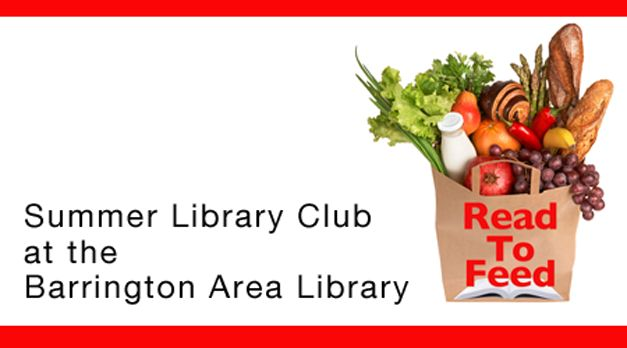 """128. Library Launches """"Read To Feed"""" Campaign to Benefit Local Food Pantries"""