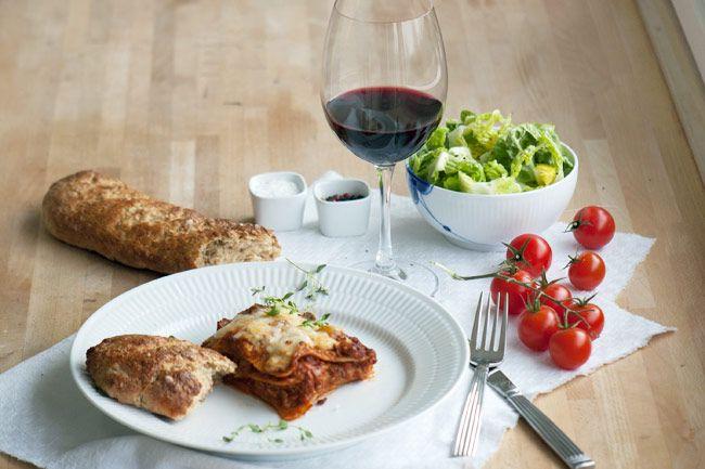 Lasagne – min bedste opskrift på hjemmelavet lasagne