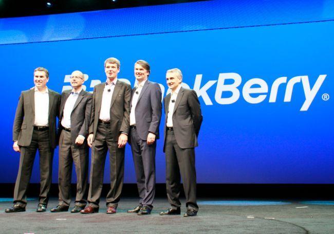 Blackberry firma una carta de intención por la venta de su empresa por 4.700 millones de dólares