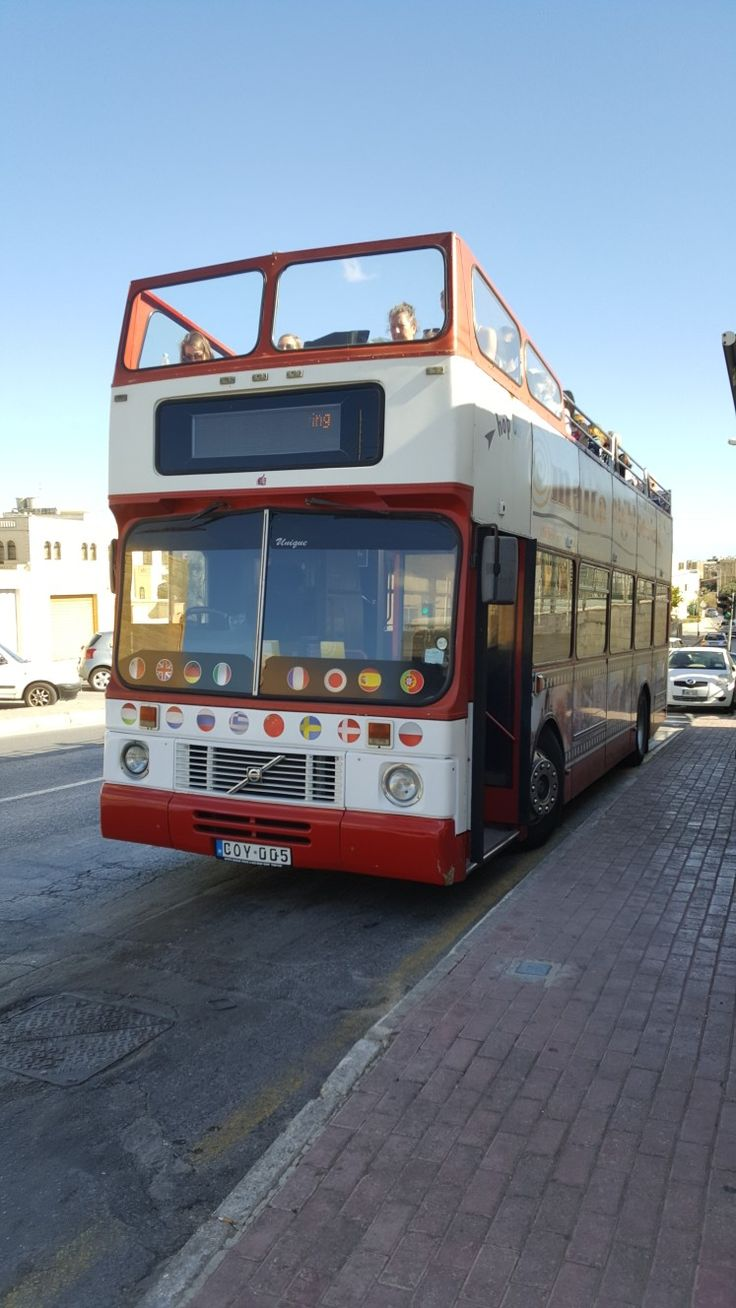 Former First Manchester 30370, now a tour Bus on Malta.  df
