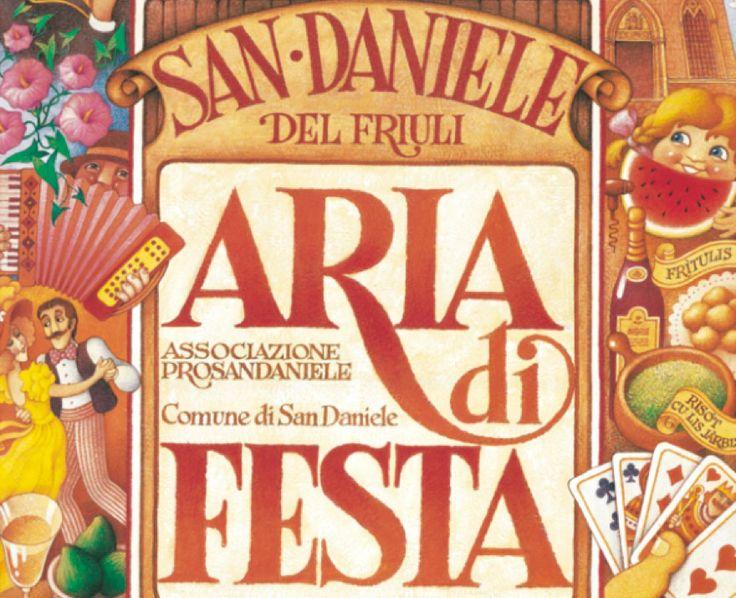 San Daniele del Friuli: 27 - 30 giugno 2014