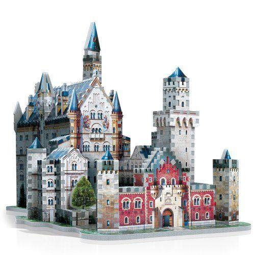 Wrebbit 3D Neuschwanstein Castle 3D Puzzle Wrebbit 3D https://www.amazon.co.uk/dp/B008M704LI/ref=cm_sw_r_pi_dp_x_XsInyb9D5Z1PC