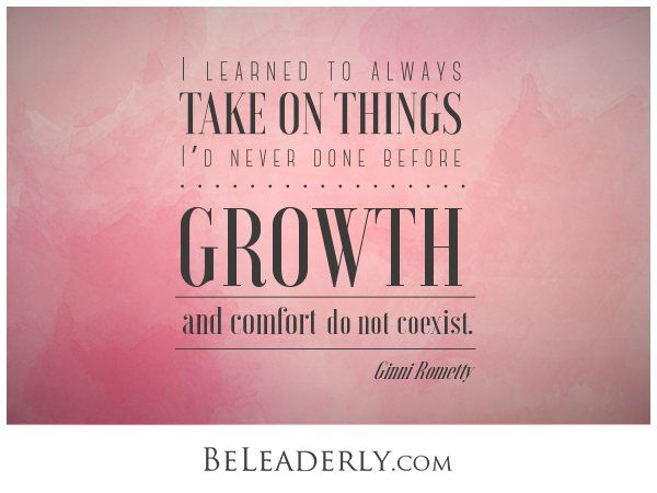 """#leadershipstrengths Growth and comfort do not coexist.""""  IBM CEO Ginni Rometty #LeadershipQuotes  http://pic.twitter.com/z2Po1WkVKr   Leadership Skills 4U (@Leader__Skills) August 10 2016"""