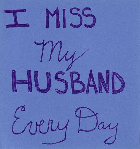 missing you in heven husband | miss my husband ever day
