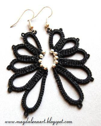 Magdalena Art: Black wings and ...