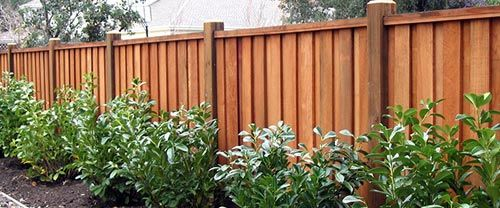 Wood Fencing Wooden Privacy Fencing Stockade Post