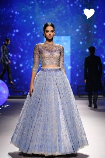 Tarun Tahliani - BMW India Bridal Fashion Week 2015