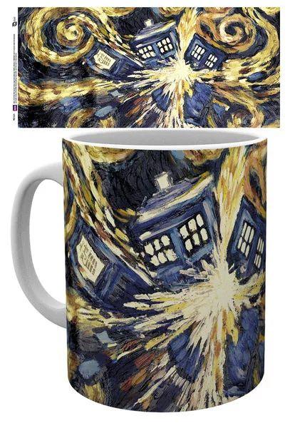 Hrnek Doctor Who - Exploding Tardis | Posters.cz