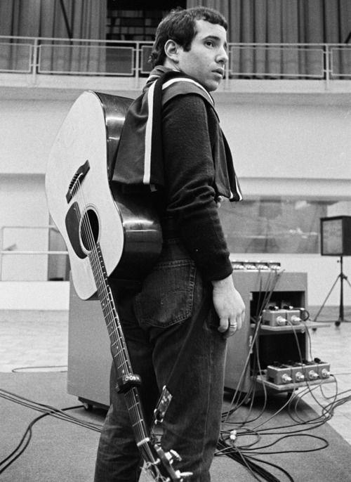 Paul Simon a poet and one man band