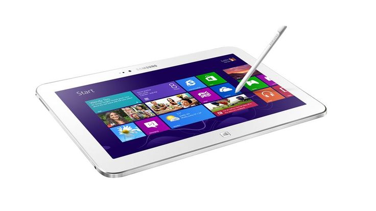 Samsung Ativ Tab 3 arrives as world's thinnest Windows 8 tablet   The Xperia Tablet Z is still the world's thinnest tablet, but this Windows 8 offering from Samsung is still pretty slim. Buying advice from the leading technology site