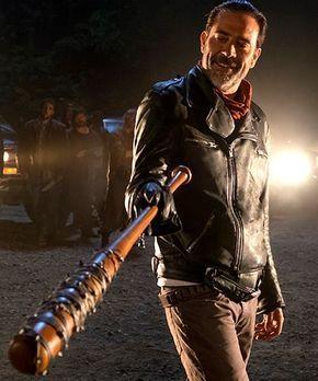 Jeffery Dean Morgan talks about Negan in The Walking Dead season premiere