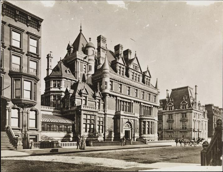 211 Best Gilded Age Architecture Images On Pinterest