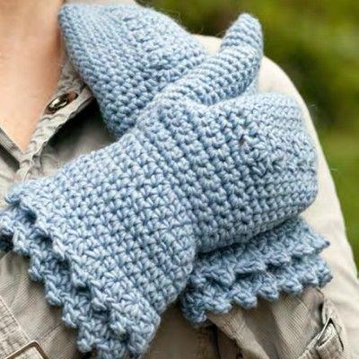 90 Best Crochet Gloves Mittens Images On Pinterest Crochet