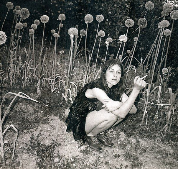 Charlotte Gainsbourg photographed by Juergen Teller