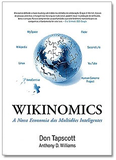 Wikinomics, Don Tapscott.
