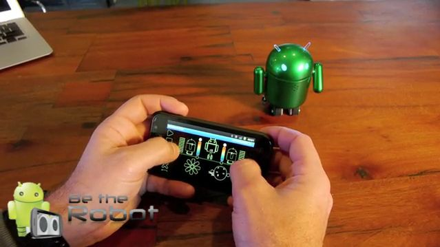 "Introducing Android Robotic Toy ""Bero"" Control By Your Smartphone.  http://www.igadgetware.com/2012/08/introducing-android-robotic-toy-bero.html"