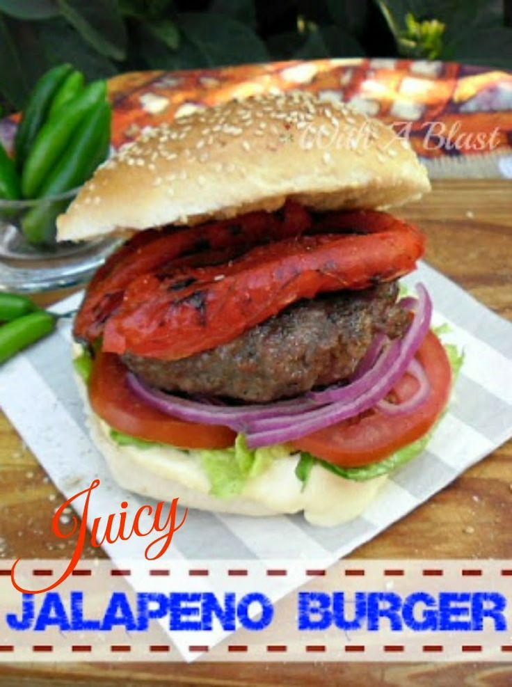Delicious juicy burger with a bite ~ make it as hot as you like ! {fry ...