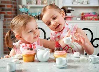 Mi Sala Amarilla: Cómo enseñar buenos modales en los niños.