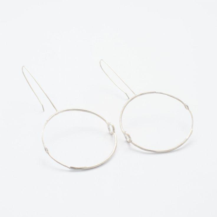 The Boyscouts Radius Wire earrings - Metallic Iy6ttS8WP2