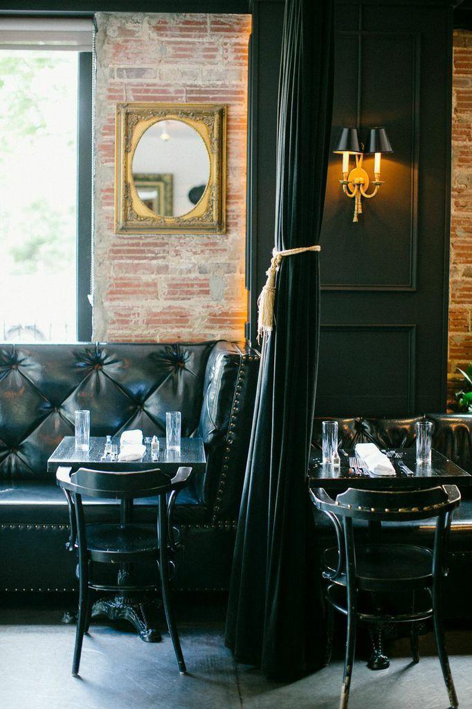 Washington DC: Napoleon Bistro Restaurant #theeverygirl #travel