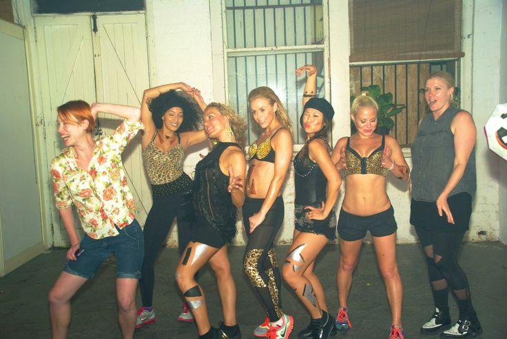 The Jungle Body Crew