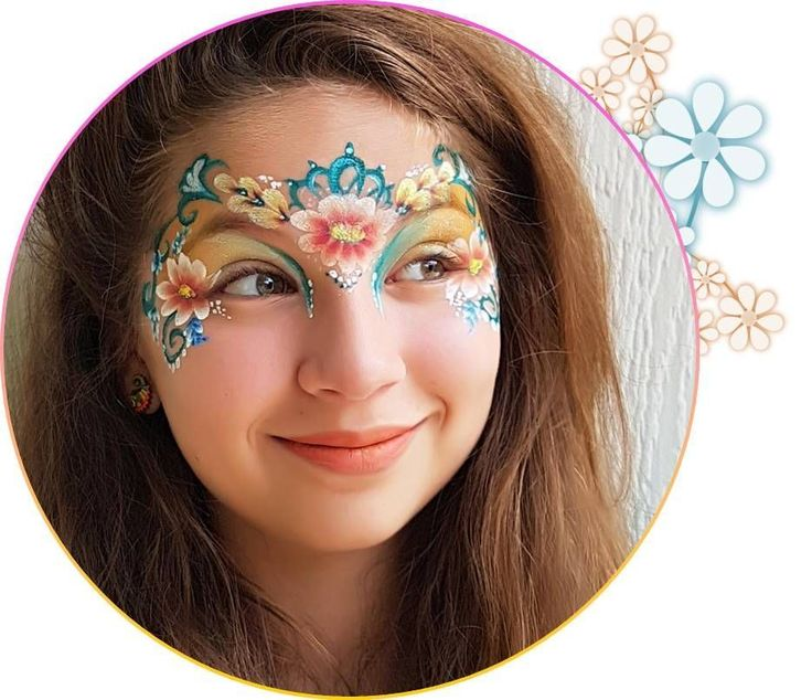 9520 best face painting business images on pinterest for Face painting business
