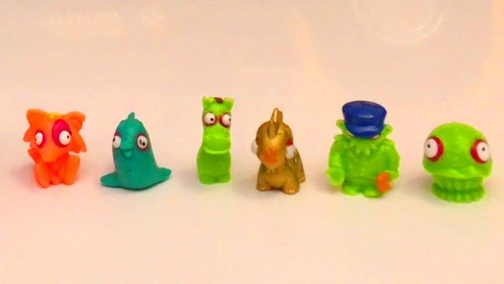 Маленький Мальчик Человек Паук Распаковывает Игрушки Playmobil (Плеймоби...