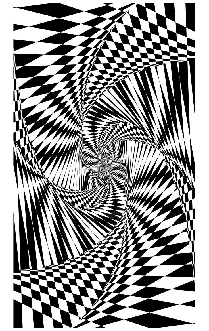 Coloring pages illusions - Free Coloring Page Coloring Psychedelic 1bis A Incredible Drawing To