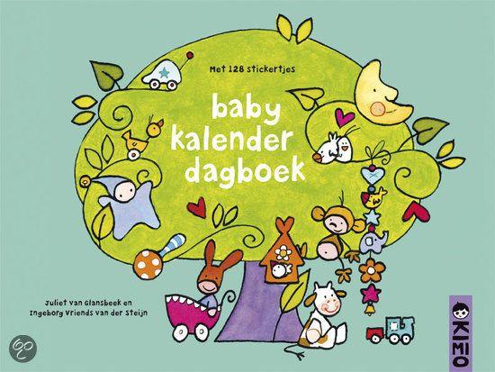 Baby Kalender Dagboek