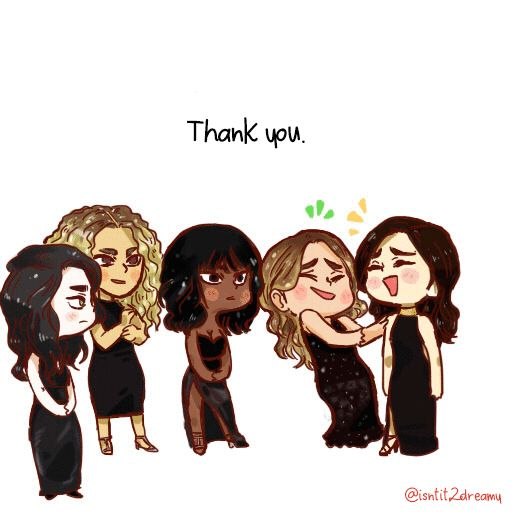 "isntit2dreamy: "" 'Thank you, Fifth Harmony' → Best memory [1/??] • Best moment from this lil head: @unapologeticluv-blog​ "" this is adorable"