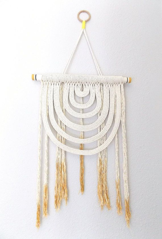 best rope for macrame wall hanging 10 best images about macrame wall hangings on 7696