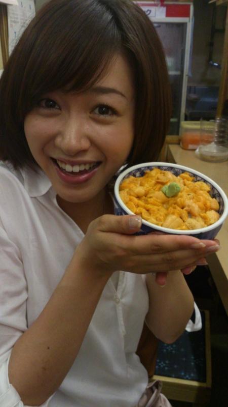 Erika Mayuzumi / 黛 英里佳 from BLOG
