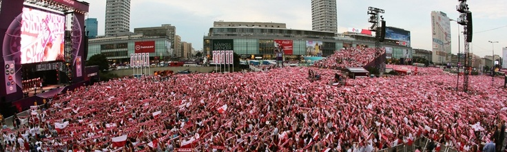 fan zone warsaw
