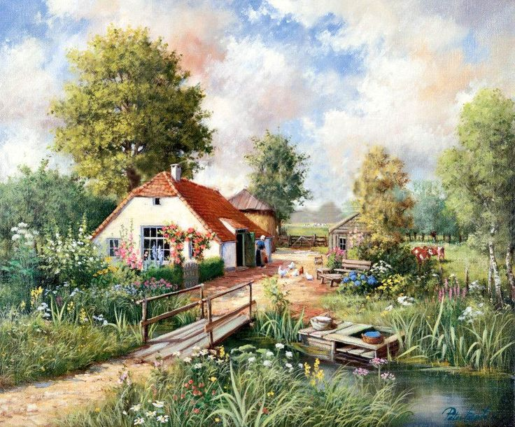 levkonoe: Peter Motz. Sunny Day