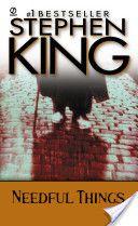 Needful Things, by Stephen King