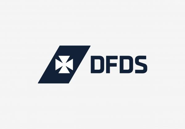 New DFDS logo by HEAVY™