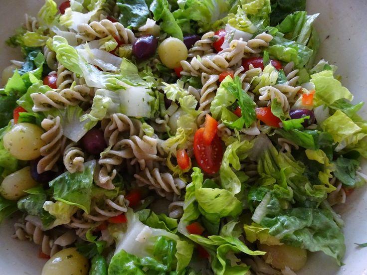 Baby potato salad ❤ 11 juli'17