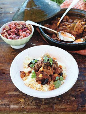 Morrocan Beef Stew