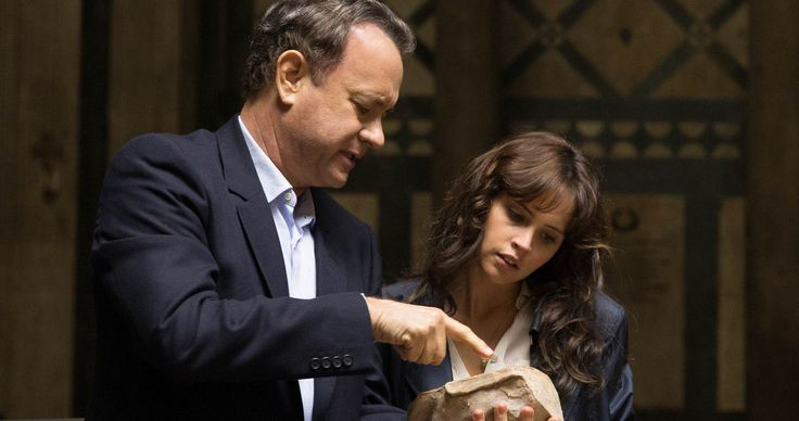 'Inferno' Trailer Has Tom Hanks' Robert Langdon Saving the World -- Famed symbologist Robert Langdon races against the clock to foil a deadly global plot in Rob Howard's 'Inferno'. -- http://movieweb.com/inferno-trailer-2016-tom-hanks/