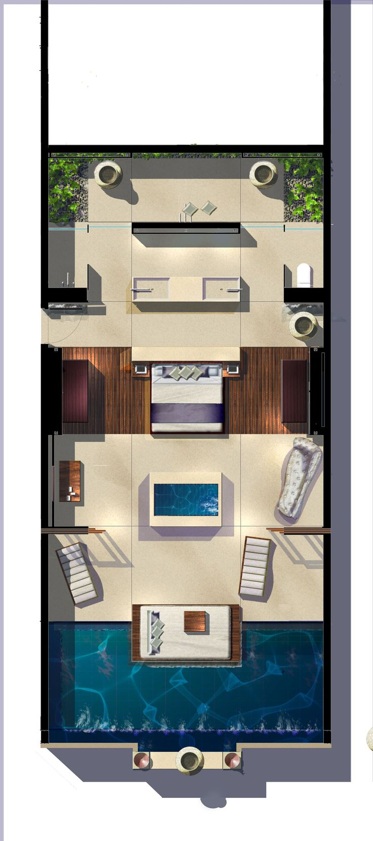 Hilton Hotel Fiji, Concept Plan | MORE on http://www.pinterest.com/shadow3000/%E5%BD%A9%E8%89%B2%E5%B9%B3%E9%9D%A2/