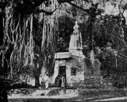 original shirdi temple - Sai Baba