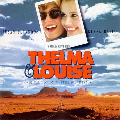 Thelma and Louise - the ultimate road trip! (1991)