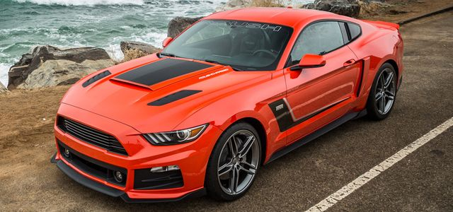 2015 Roush Stage 3 Mustang launches