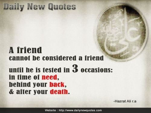 Best 25+ Islamic Quotes Friendship Ideas On Pinterest