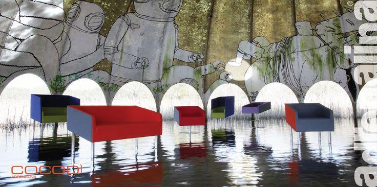 COCODI furniture by Domingo