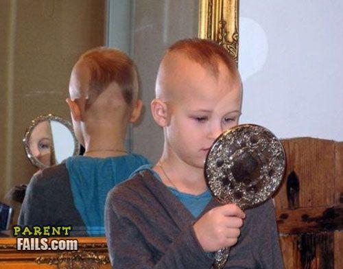 Best Haircut Fails Ideas On Pinterest Horrible Haircuts Bad - 27 hilarious kid haircuts fails